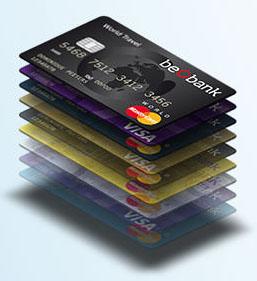 beobank kredietkaarten